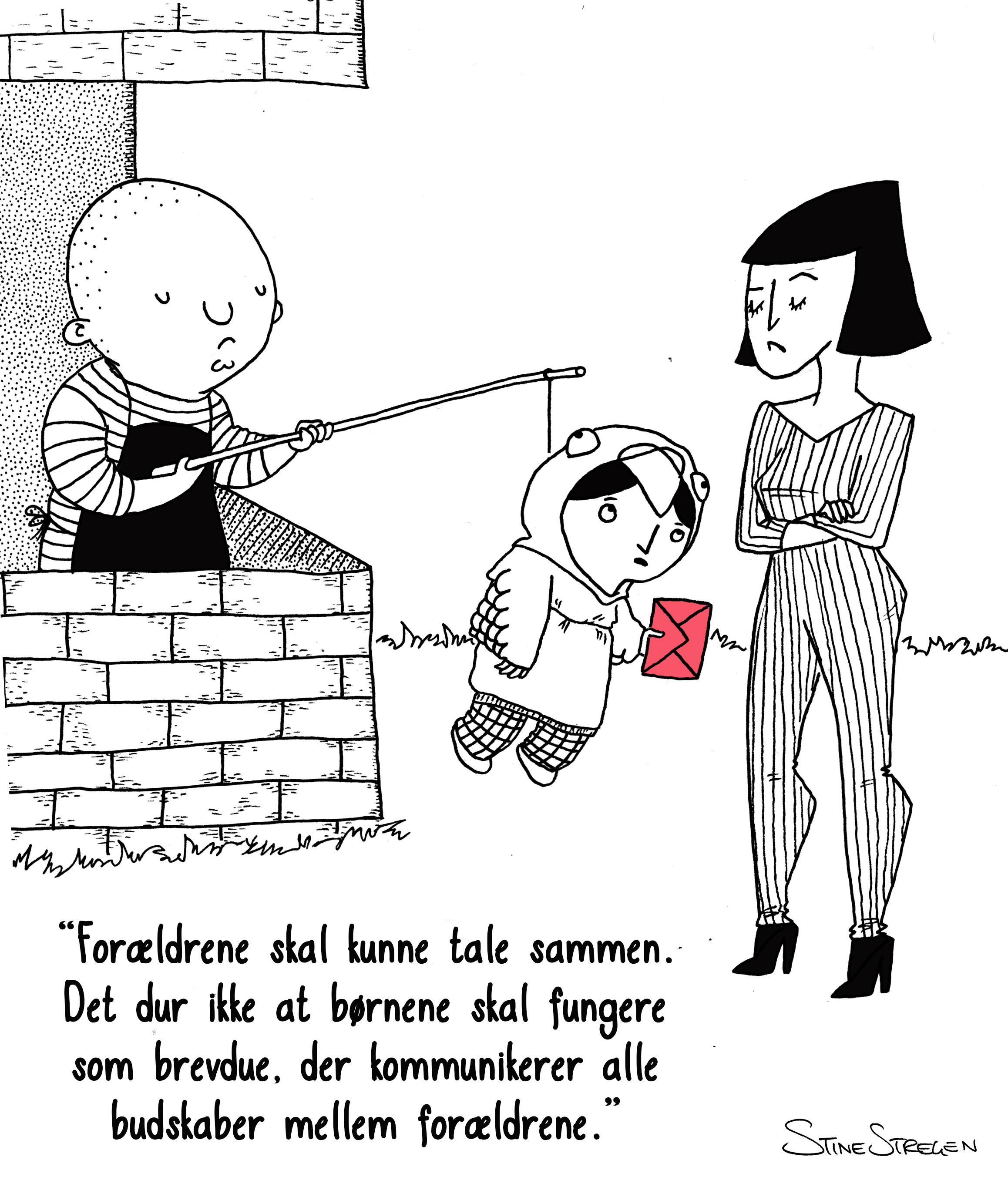skilsmisse citater In Danish: Skilt med børn – Strictly Stine skilsmisse citater
